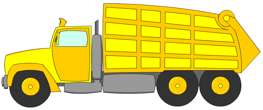 898x376 Garbage Truck Clipart Garbage Trucks Pictures Free Download Clip