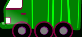 272x125 Garbage Truck Coloring Page Amazing Coloring Garbage Truck