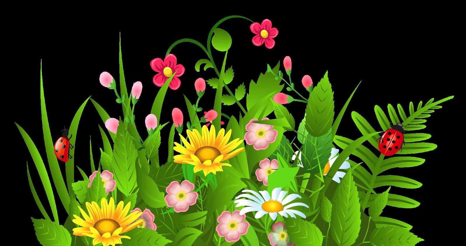 1600x847 Clipart Flower Garden