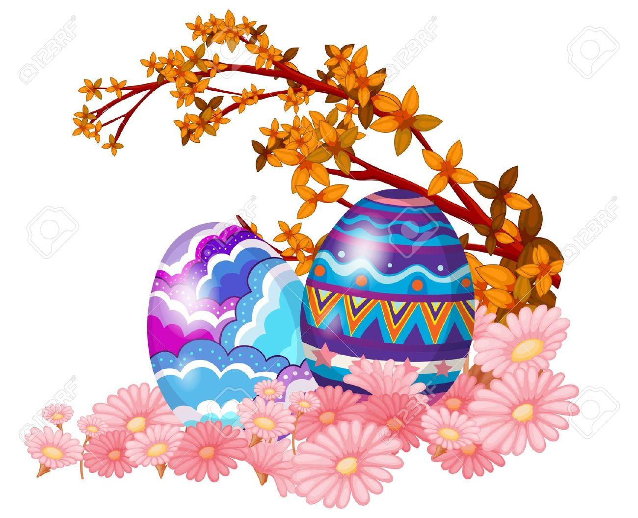 1300x1056 Garden Clipart Easter
