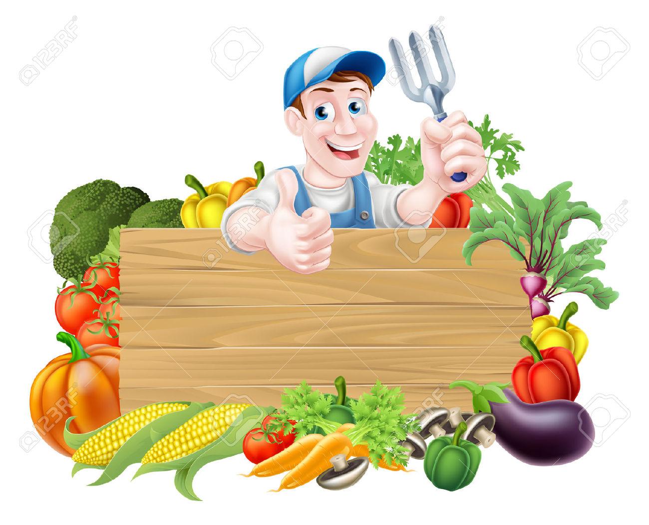 1300x1051 Vegetable Garden Background Clipart