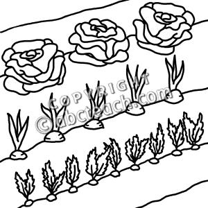 300x300 Simple Garden Clipart Amp Simple Garden Clip Art Images