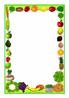 233x329 Garden Page Border Clip Art