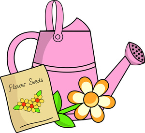 300x275 Free Garden Clipart The Cliparts