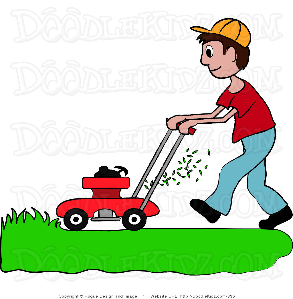 1024x1044 Lawn And Garden Clipart