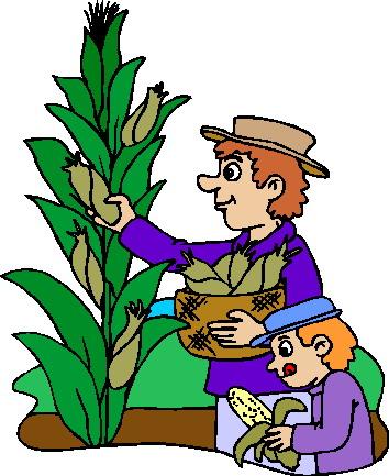 354x433 Gardener Clipart
