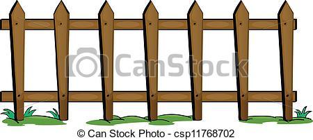 450x202 Fence Clip Art