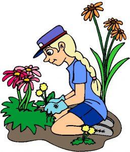 257x300 Download Gardening Pictures Clip Art