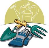 170x164 Garden Tools Clip Art
