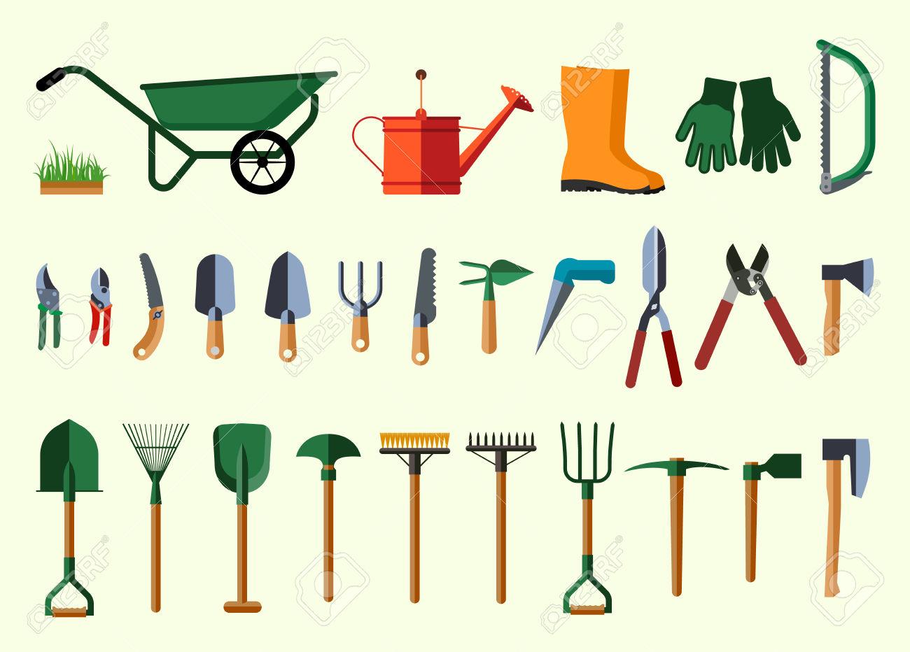 1300x932 Gate Clipart Gardening Tool