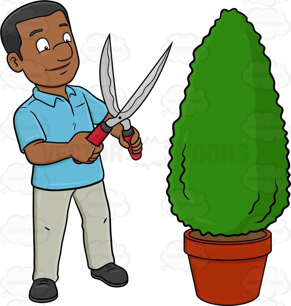 976x1024 Gardening Tools Clipart