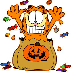 250x252 Easter Clipart Garfield