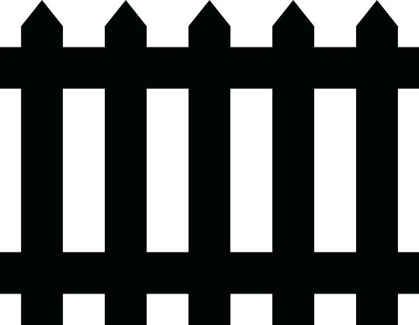 600x466 Fence Clipart Clip Art Gate And Fence Graveyard Fence Wooden Fence