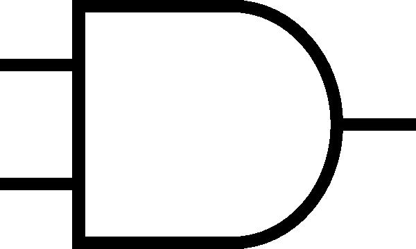 600x360 And Gate Clip Art