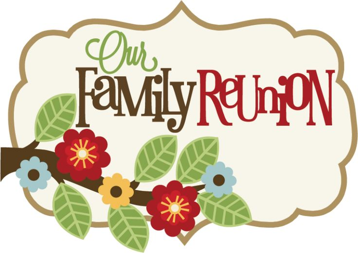736x521 Family Gatherings Clipart