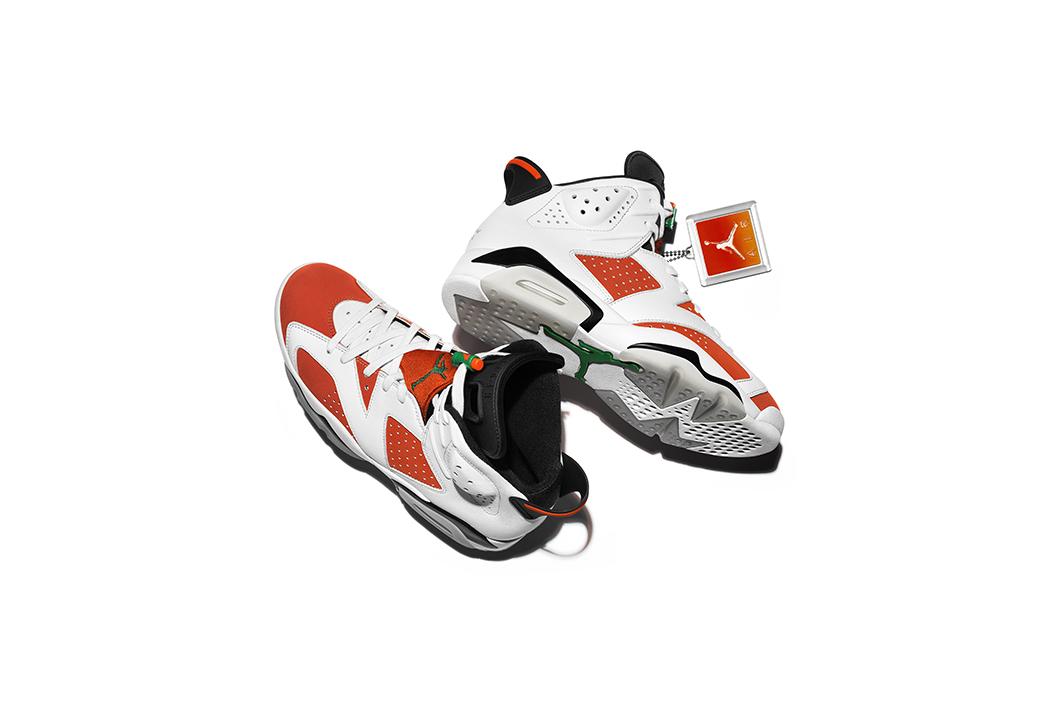 1058x705 Jordan Brand X Gatorade Unveil New