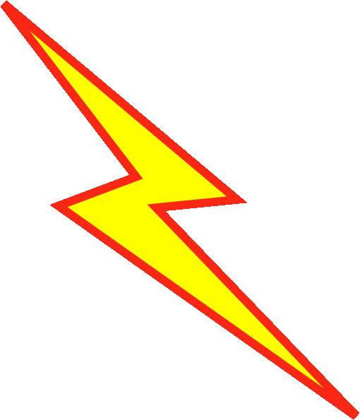 510x595 Fantasy Red Orange Lightning Stock Illustration 81922315 Red