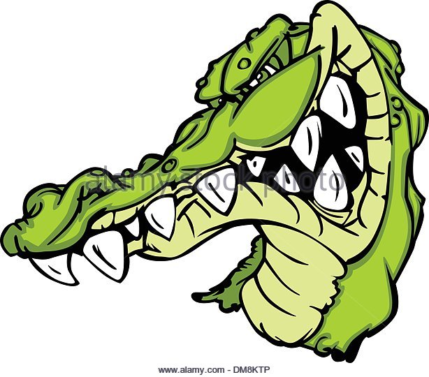614x540 Gator Alligator Cartoon Stock Photos Amp Gator Alligator Cartoon