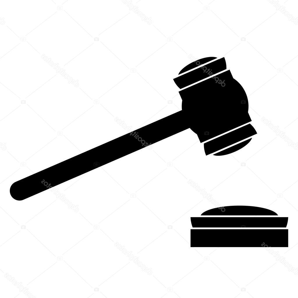 1024x1024 Best Free Stock Illustration Judge Gavel Icon Pictures