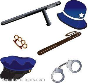 300x284 Clip Art Of Police Gear Police Police Gear