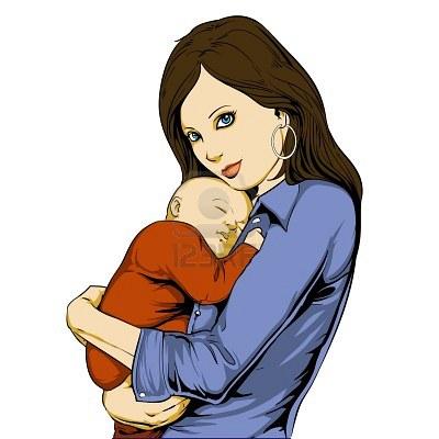 400x400 Gentle Baby Clipart