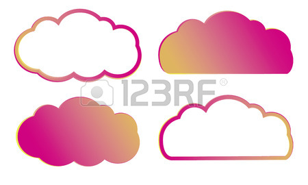 450x270 Gentle Background With Clouds Royalty Free Cliparts, Vectors,