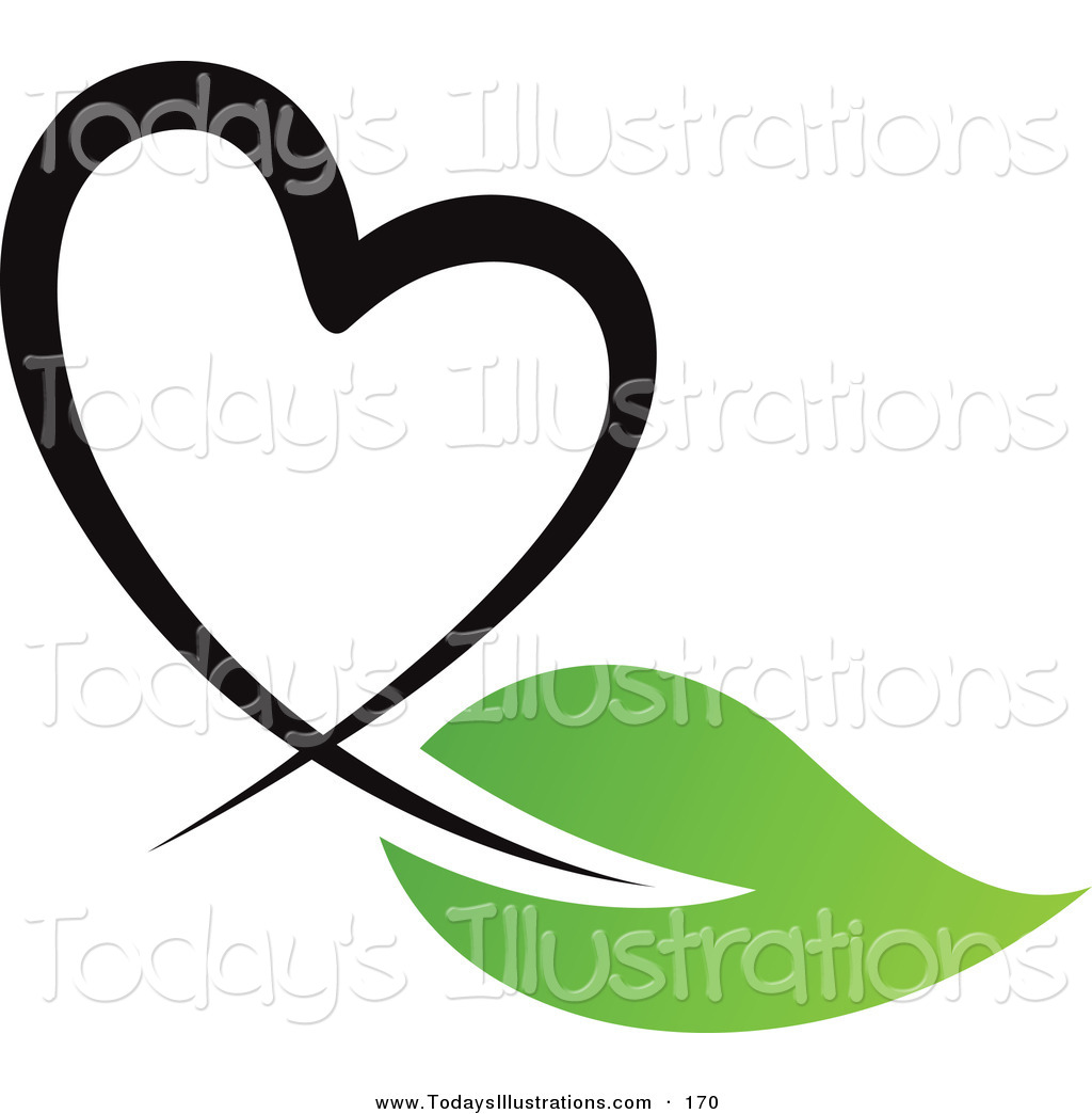 1024x1044 Leaves Clipart Heart