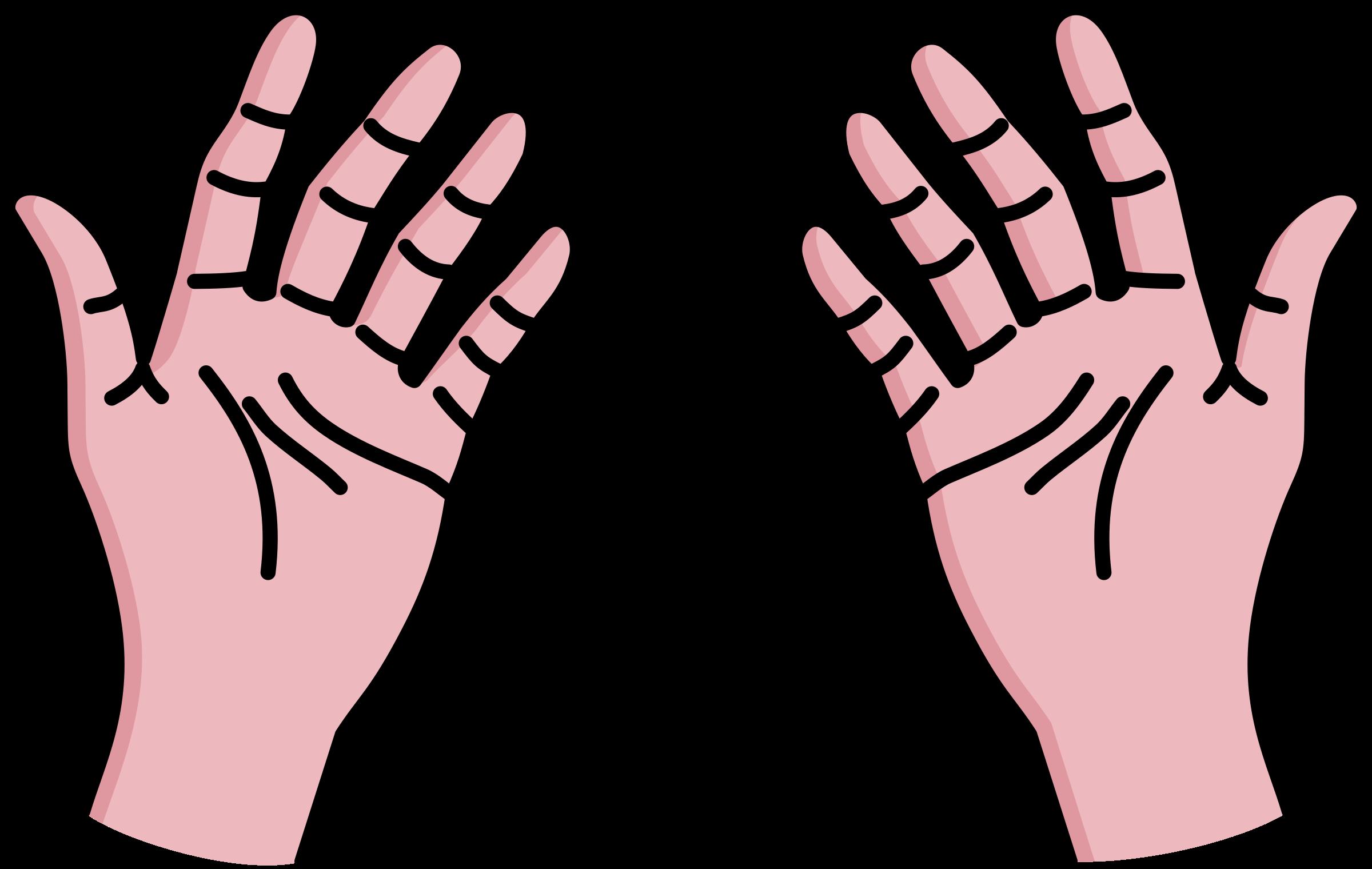 2400x1520 Pair Clipart Gentle Hand