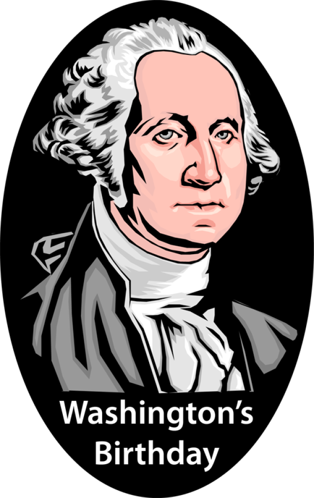 640x1015 George Washington Clipart