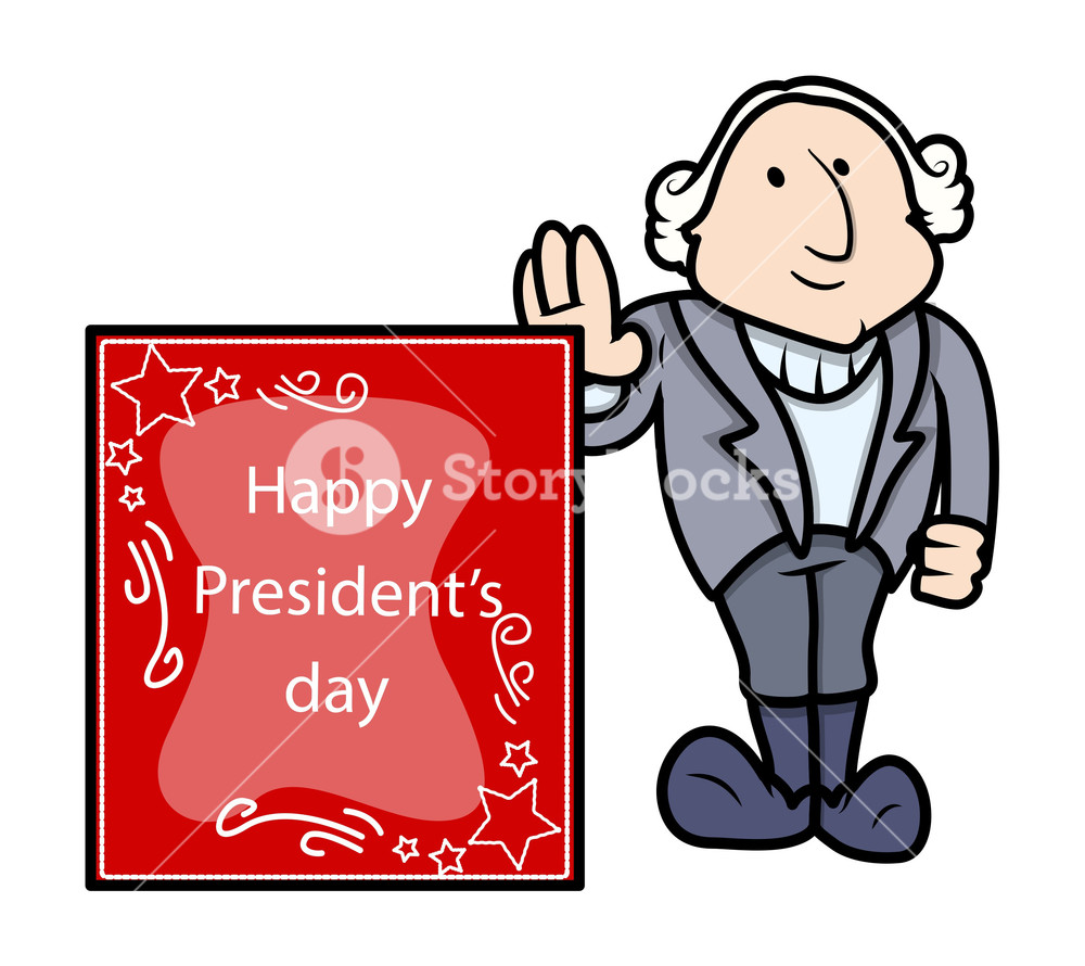 1000x890 George Washington Vector Illustration Clip Art Royalty Free Stock