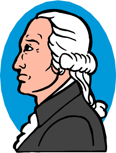379x500 Us History Clipart George Washington