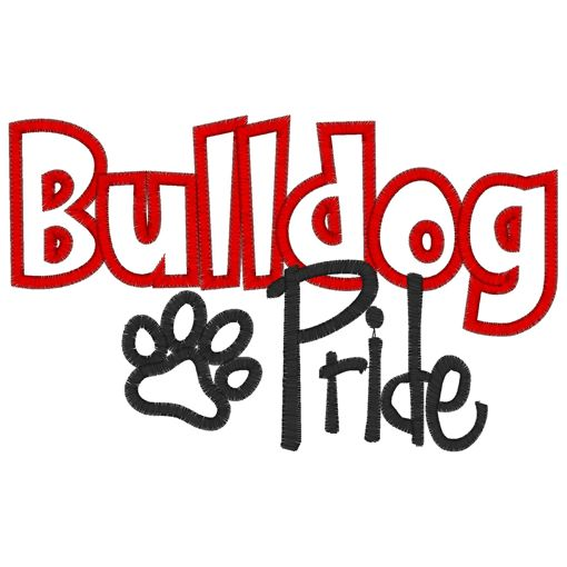 510x510 Bulldog Fun Images On Clip Art