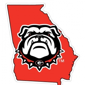 288x288 Free Georgia Bulldogs Clipart