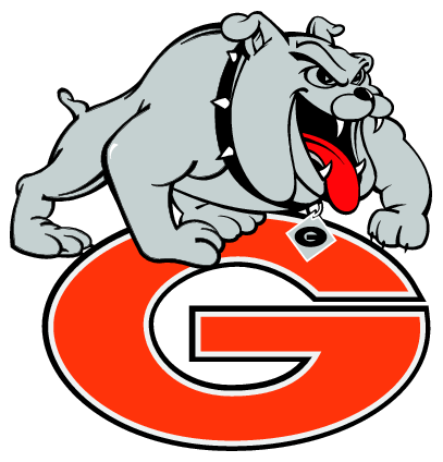 407x424 Georgia Bulldogs Clipart 2