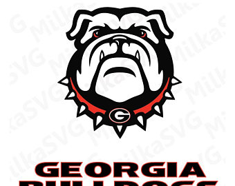340x270 Georgia Bulldogs Svg Etsy