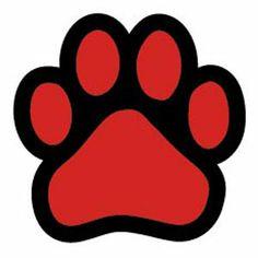 236x236 Bulldog Paws Clip Art