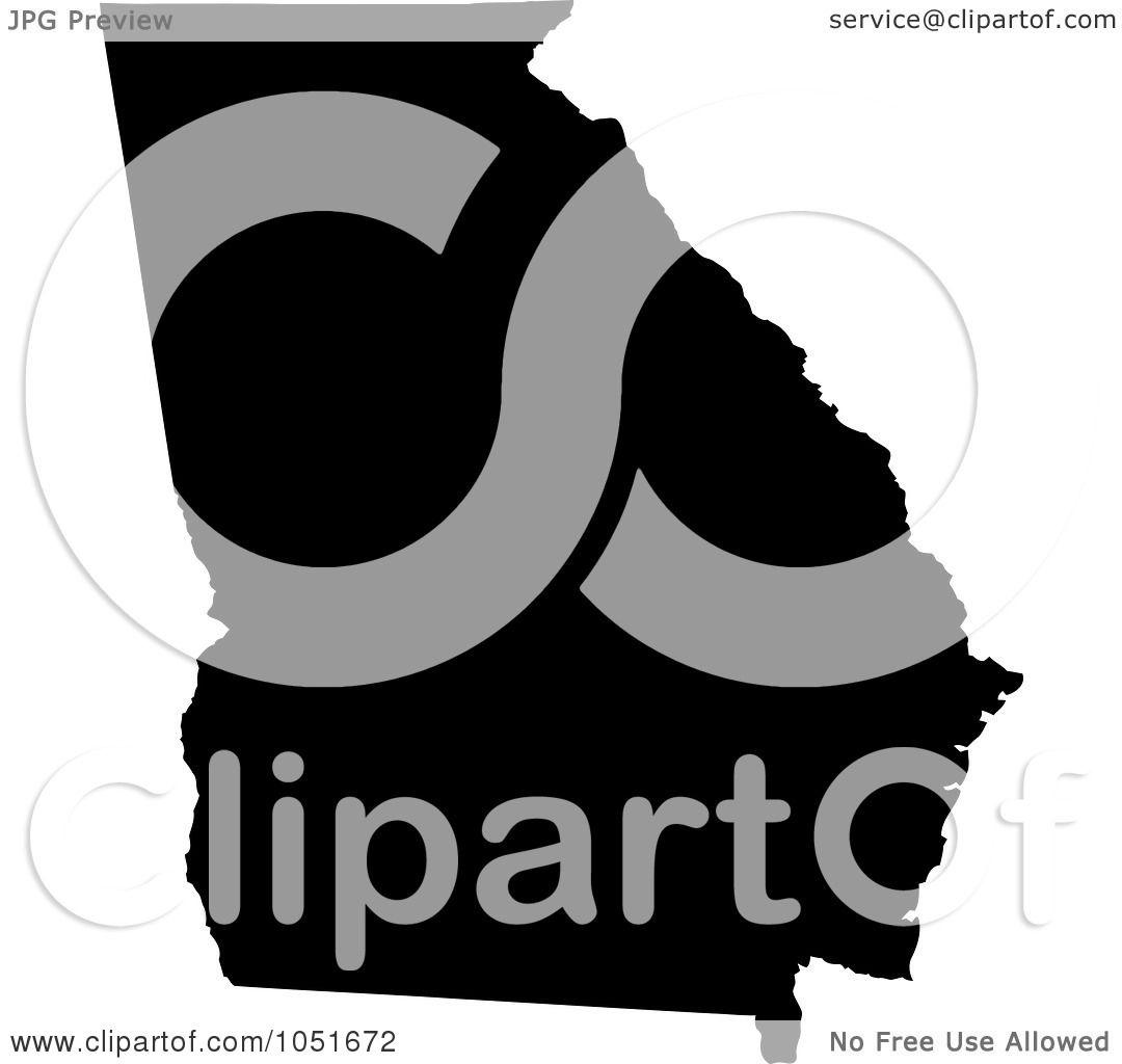 1080x1024 State Of Georgia Clip Art Choice Image