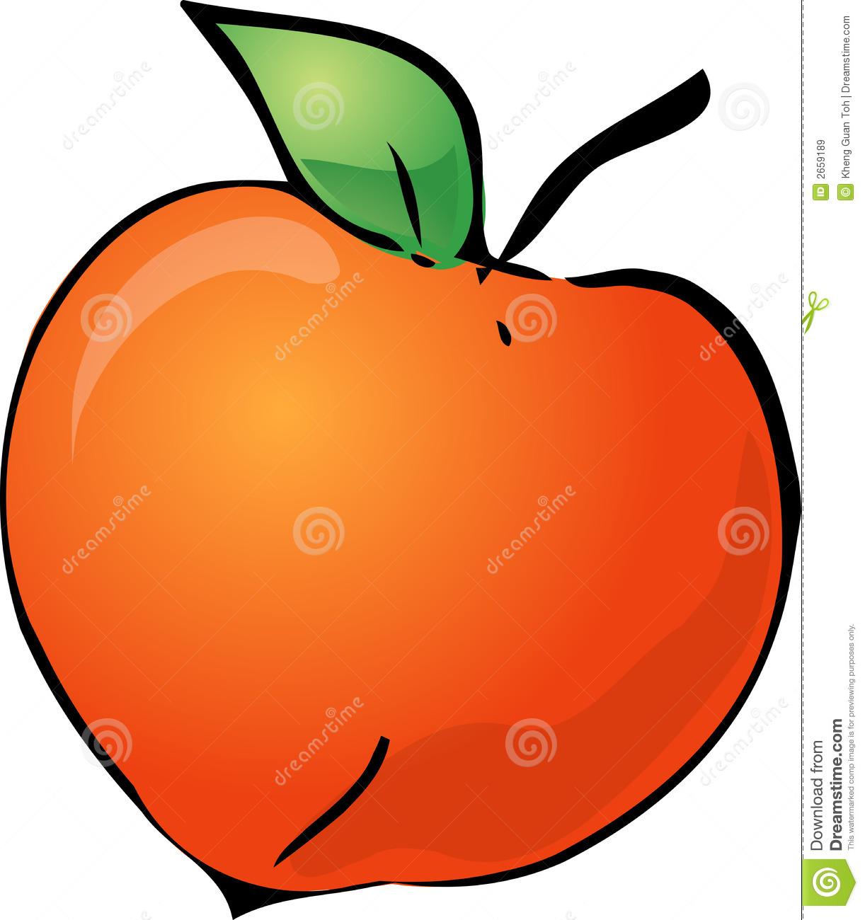 1222x1300 Peach Clipart Vector