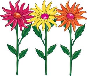 300x263 Garden Daisy Clipart, Explore Pictures