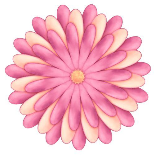 500x498 485 Best Clip Art (Flowers) Images Pictures