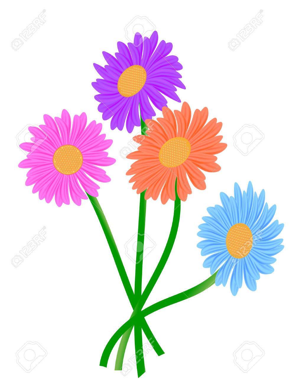 1012x1300 Gerbera Clipart Wild Flower