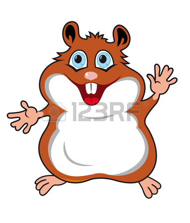 383x450 508 Gerbil Stock Vector Illustration And Royalty Free Gerbil Clipart