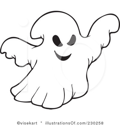 400x420 Ghost Clip Art Ghost Clipart 9