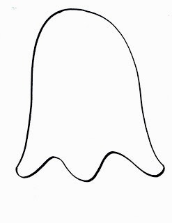 Ghost Outline | Free download on ClipArtMag