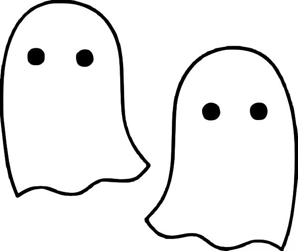 600x504 Ghost Clip Art