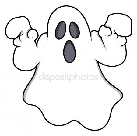 450x449 Ghost Stock Vectors, Royalty Free Ghost Illustrations