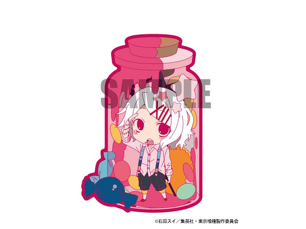 600x450 Tokyo Ghoul Sd Rubber Clip 1 Box (6pcs) By Cafe Reo Hobbylink Japan