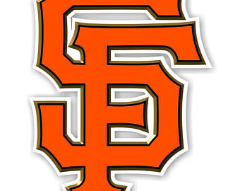 340x270 San Francisco Giants Decal Etsy