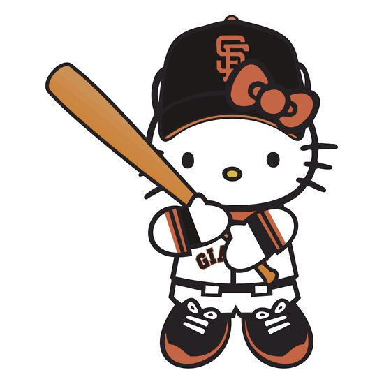 550x550 Baseball Bat Clipart San Francisco Giants