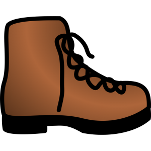 300x300 Boot Clip Art Download